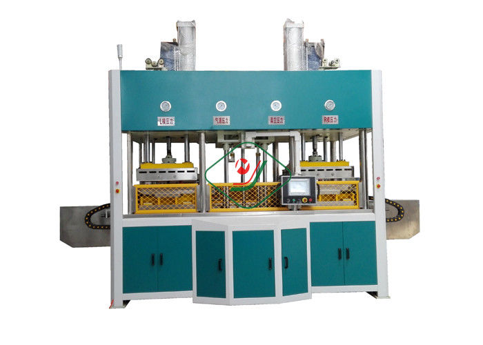 Compostable Bamboo Fiber Molded Pulp Equipment 220 V - 450 V