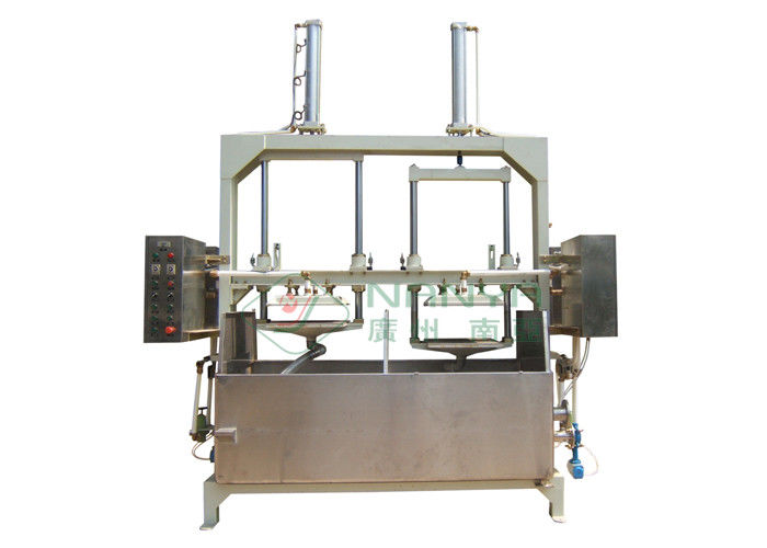 Semi Automatic Paper Pulp Molding Machine Producing Electronic Package