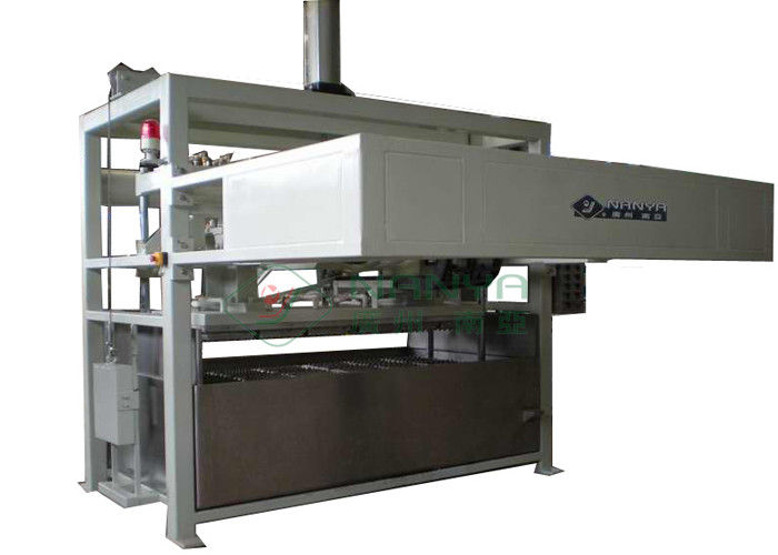 Paper Recycling Pulp Tray Machine , Paper Cup Making Machine / 1200pcs/h