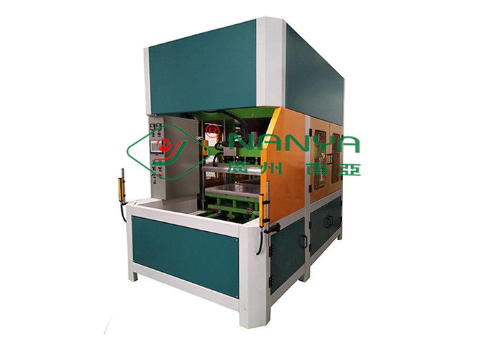 High Pressure After Press / Hot Press Tray Forming Machine with Infrared